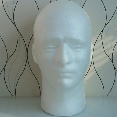B169 Wig Display Stand Mannequin Dummy Head Hat Cap Hair Holder Stable Tool Hair