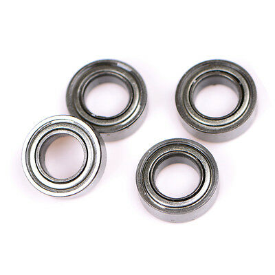 4pcs ball bearing MR137ZZ 7*13*4 7x13x4mm metal shield MR137Z ball bearing、FO