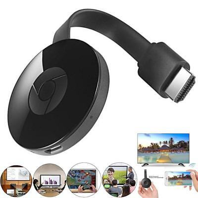 MiraScreen G2 Miracast 1080P WiFi Display Wireless HDMI TV Dongle Receiver+Cable