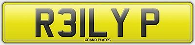 R31 Lyp Number Plate Registration Reily Uk Reilys Reg No Fees Riley Genuine Reg