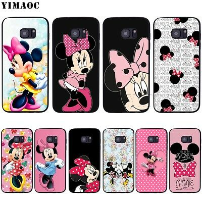 For A3 2017 S8 Plus S7 Edge S9 Samsung A5 TPU Cover Mobile Case Cute Cases N2726