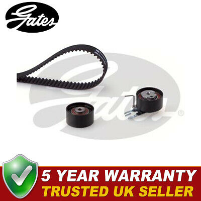 Gates Timing Belt Kit Fits Fiat Scudo (2007-) 1.6 D 3OB