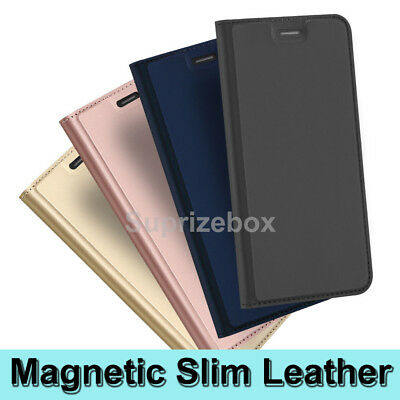 Case For Huawei P20 Pro Lite Luxury Slim Magnetic Shockproof Leather Stand Case