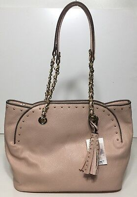 $108.00 NWT Jessica Simpson Woman/'s Tote W//Clutch Black Color MSRP