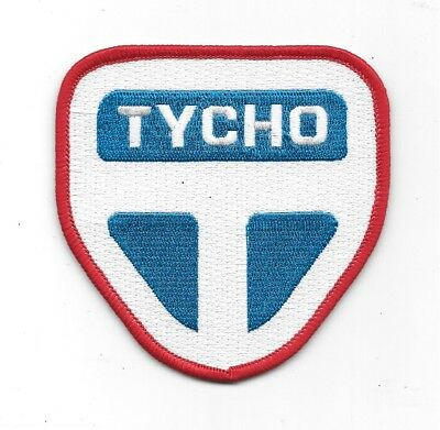 """The Expanse TV Series Tycho Manufacturing Logo Embroidered 3.5"""" Patch"""