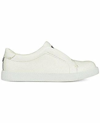 Bar III Womens Hint Low Top Slip On Fashion Sneakers, White, Size 6.0 NlyW