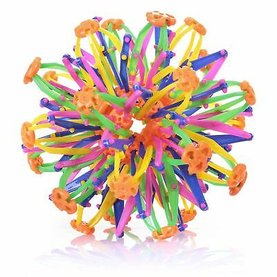 Expandaball Spherical Colourful Web That Opens Out When Thrown Fun Novelty Toy