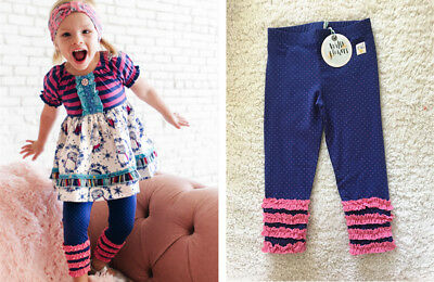 NEW wildflowers Twilight Mimi Leggings size 6months 12months 18months 2/12/14