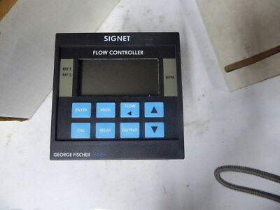 5909.201 Ryan Herco Signet Flow Rate/Totalizer Controller Model 3.9010.111 New