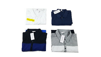 Calvin Klein Mens Short Sleeve Polo Casual Shirts Variety of colors
