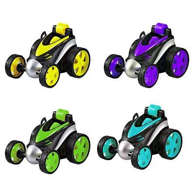 Wireless Remote Control Tumbling Stunt Car Roller Dump Truck Boy children's toys
