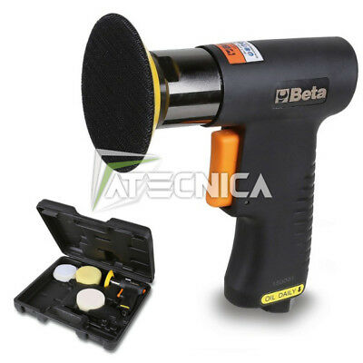Mini polisher dryer tablet Beta 1937KL compact and light in suitcase