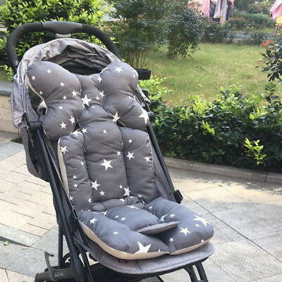 Newborn Baby Car Seat Stroller Cushion Head Body Support Pad Liner MatPillow US
