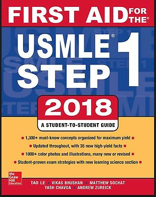 First aid for the usmle step 1 2018 28th edition 3699 picclick first aid for the usmle step 1 2018 28th edition pdf ebook fandeluxe Image collections