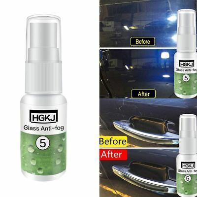20/50ml Car Hydrophobic Coating HGKJ-5 Anti Mist Spray Anti-fog for Window Glass