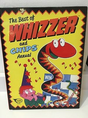 The Best of WHIZZER & CHIPS Annual 2014 - Retro Comic Book - RARE