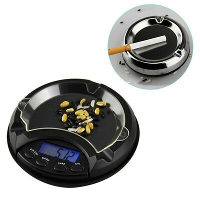 Ashtray Digital Pocket Scales 0.01g Mini Weight Electronic Gold Jewelry Weighing