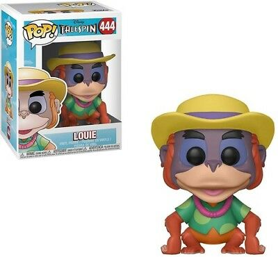 TaleSpin - Louie - Funko Pop! Disney (2018, Toy NUEVO)
