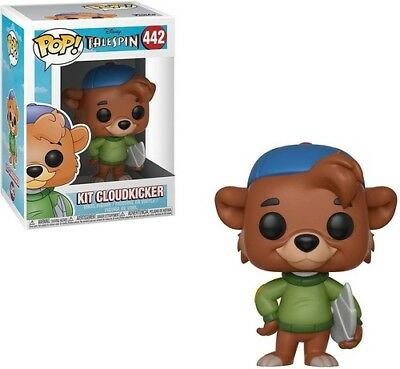 TaleSpin - Kit Cloudkicker - Funko Pop! Disney (2018, Toy NUEVO)