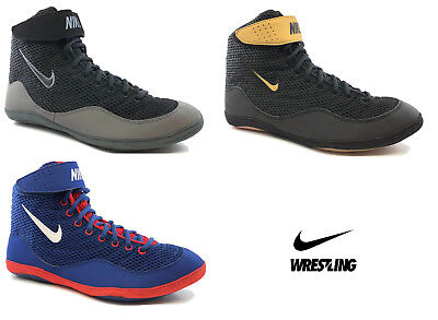 competitive price 1e78a bd95a Wrestling Shoes Boots NIKE INFLICT 3 Ringerschuhe Chaussures de Lutte