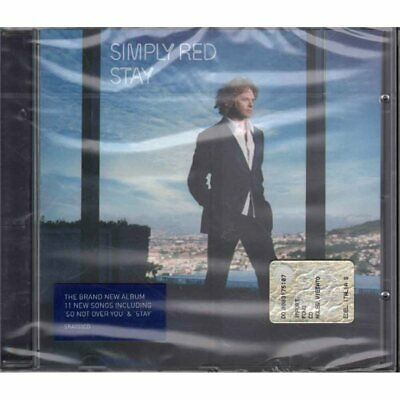 Simply Red CD Stay / simplyred.com ‎Sigillato 5055131701017