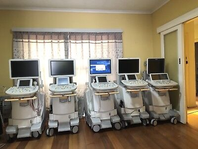 2008 PHILIPS ULTRASOUND iU22 xMatrix MACHINE E&F CART FULL LICENSE OPTIONS