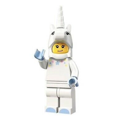 Unicorn Girl Building Block Figure Will Fit With Lego Pieces & Lego Friends Toys