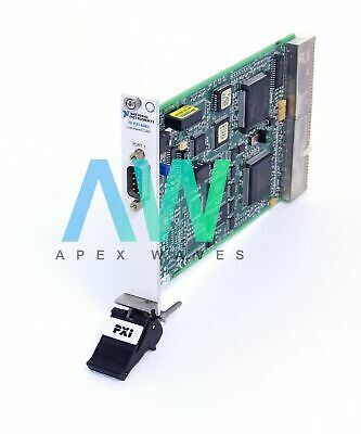 PXI-8460 PXI CAN Interface Module Series 2 NATIONAL INSTRUMENTS
