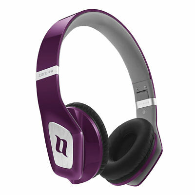 Noontec Zoro HD II casque audio jack 3.5 mm Pourpre