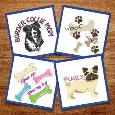 Humorous Dogs - 15 Machine Embroidery Designs