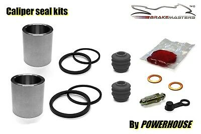 Yamaha YZF-R6 front brake caliper seal rebuild repair kit 2006 2007 2CO