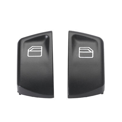 1 Pair Window Control Power Switch Push Button Covers For Mercedes Vito Sprinter