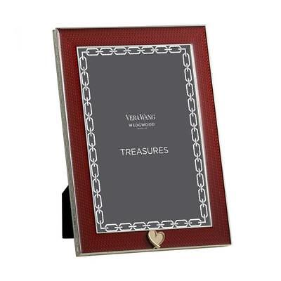 Vera Wang With Love Treasures Red Photo Frame 4 x 6