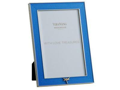 Vera Wang With Love Treasures Blue Dragonfly Frame 4x6