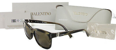 f9cb05c78d58 Authentic Valentino Sunglasses V610S 210 Brown Lace Frames Brown Lens  135MM.