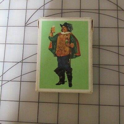 Full Deck/Box Old Style Lager Beer Playing Cards Heileman Brewing La Crosse WI