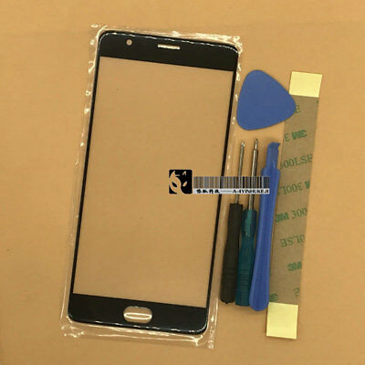 Front Outer LCD Screen Glass Replacement Part For Oneplus 3/3t A3000 A3003 A3010