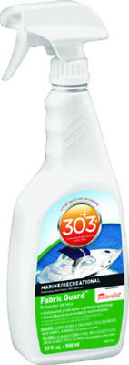 303 Boat Marine Fabric Guard 32 Oz. Restore Lost Water & Stain Repellancy