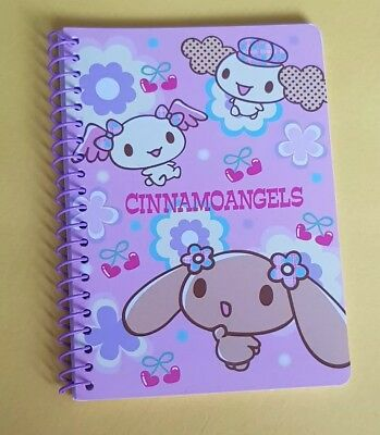 Sanrio Cinnamoangels Note Book, Rare! New
