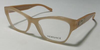 Versace 3180 Elegant Cat Eyes Eyeglasses/eyewear/eyeglass  Frame Made In Italy