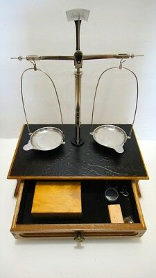 Antique Apothecary-Gold-Chemistry Scale