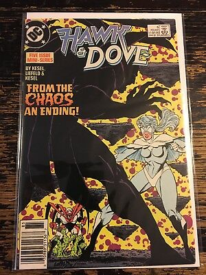 Hawk and Dove #5 (DC, 1988) Combine Shipping Discount