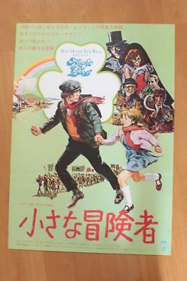 MPH3078 Flight of the Doves 1971 Original Japanese 1sh Movie Release Poster