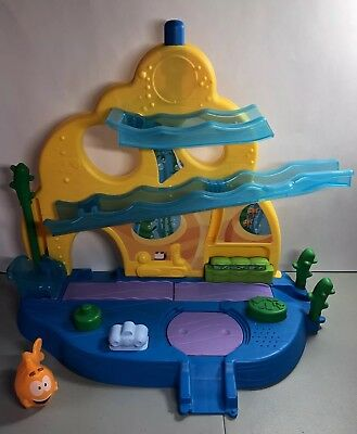 Fisher Price Bubble Guppies Swim Sational School With Mr Grouper