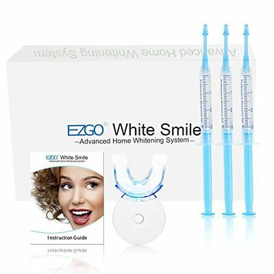 HOME TEETH WHITENING KIT Hi Enjoy your Pearly White Smile Bright Smiles Full Kit