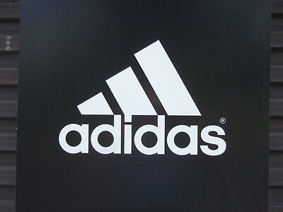 Large ADIDAS Double Side Sign Store Display 7 Feet