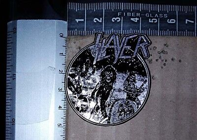 SLAYER Live Undead METAL PIN BADGE