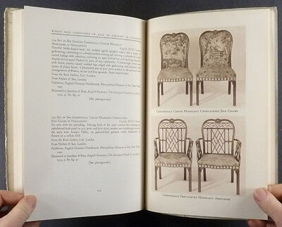 Antique English, French Furniture & Antiques - Taylor Collection 2 volumes 1960