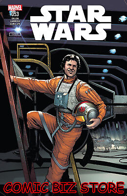 Star Wars #53 (2018) 1St Printing Bagged & Boarded Marvel Comics