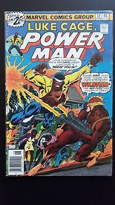 Marvel Luke Cage, Power Man (1972) 32 US Comic